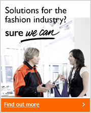 TNT Express freight solution for the fashion industry